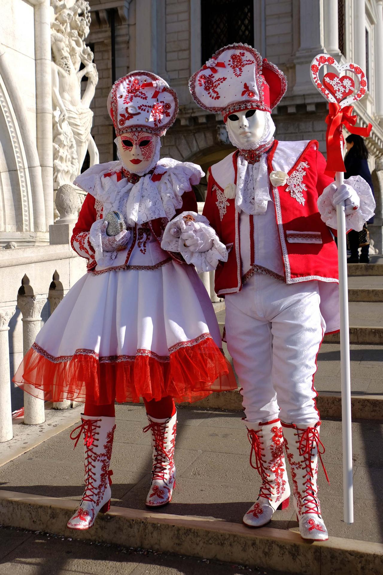 Venise carnaval 1818