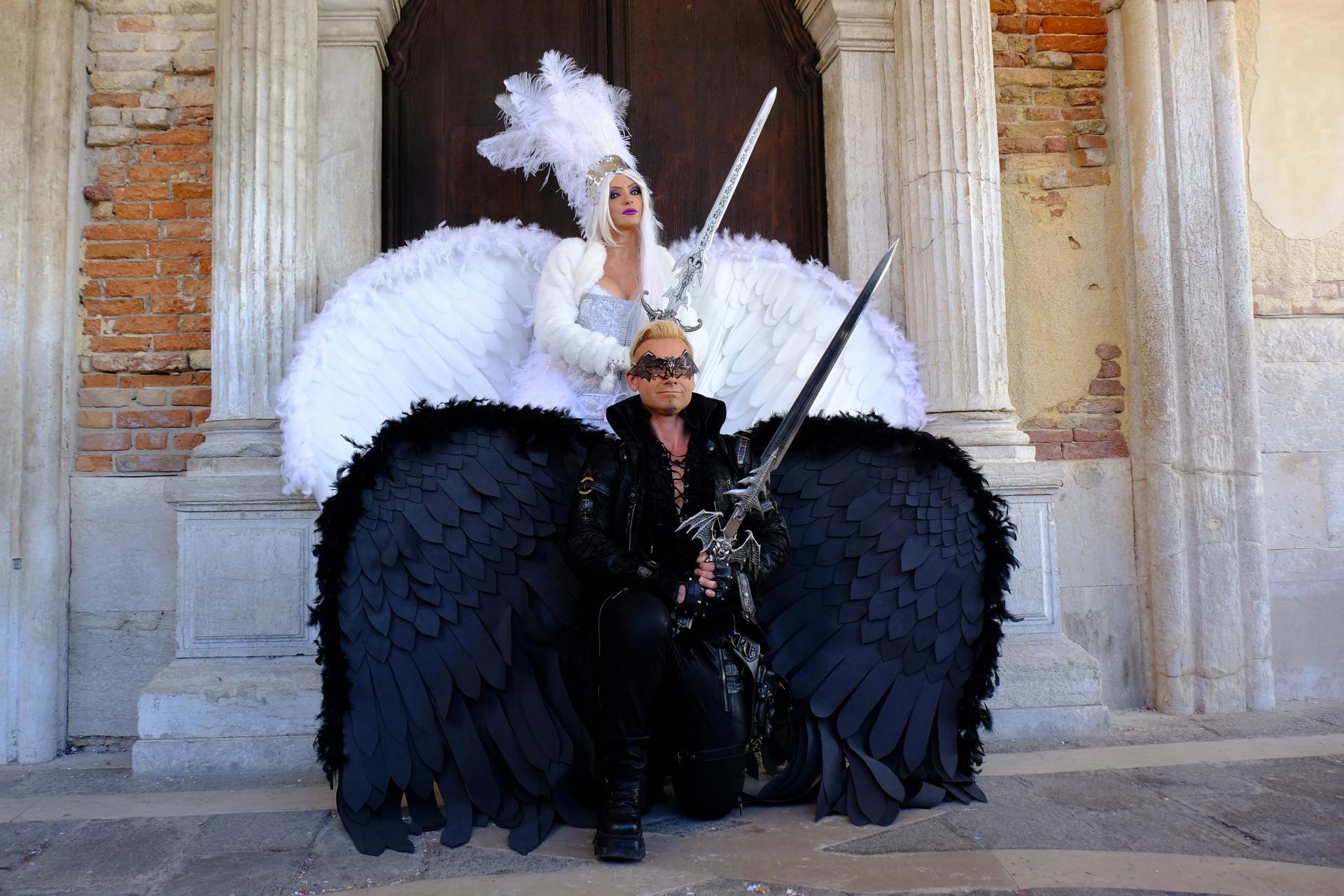 Venise carnaval 1848